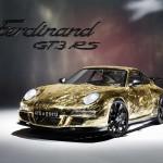 Porsche GT3 RS ecológico con 0 emisiones