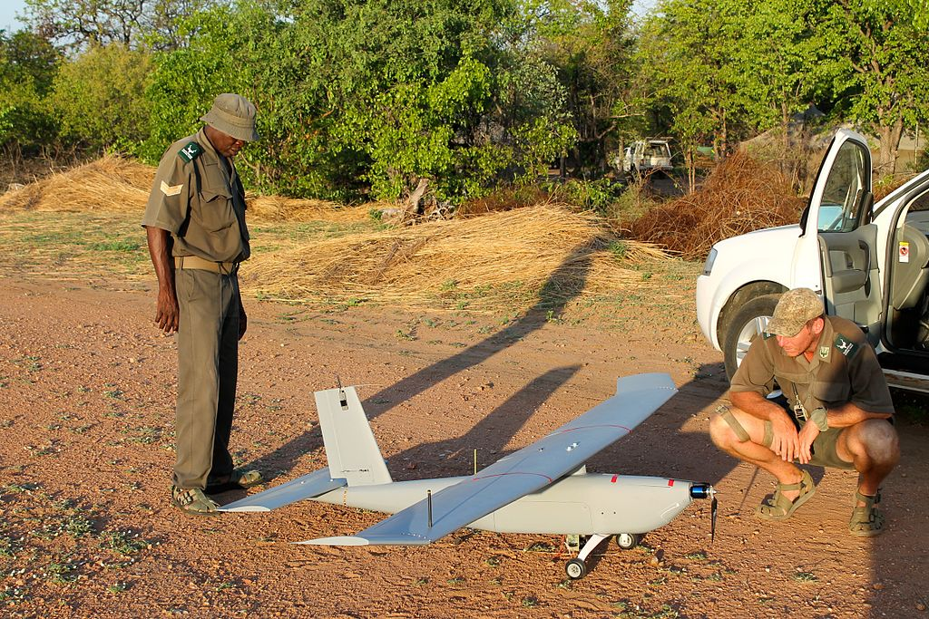 ShadowView Eco Ranger UAS. Foto - Steveroest. Fuente imagen - http://en.wikipedia.org/wiki/Unmanned_aerial_vehicle#/media/File:ShadowView_Eco_Ranger_UAS.jpeg
