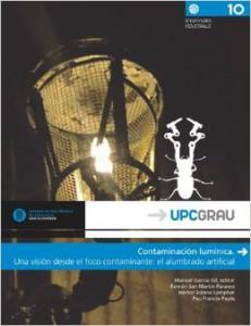 Contaminación lumínica: Una visión desde el foco contaminante: el alumbrado artificial