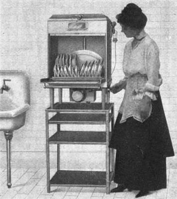 Electric_dishwashing_machine,_1917