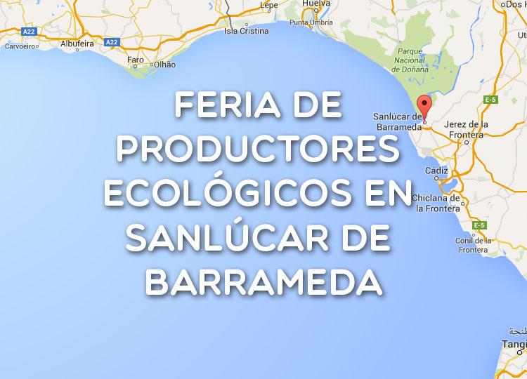 Feria de Productores ecológicos en Sanlúcar de Barrameda