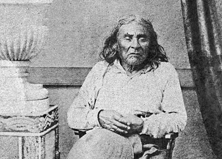Retrato-del-Jefe-Seatlle-de-los-Suquamish-piel-roja