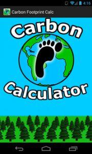Carbon Footprint Calculator - app