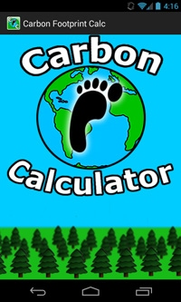 Carbon Footprint Calculator - app