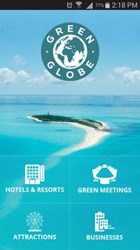 Green Globe - app