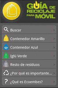 Guía Reciclaje - app - Ecoembes