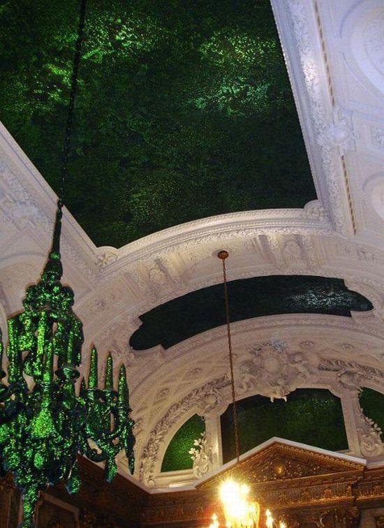 Sala de los Espejos - Palacio Real de Bélgica - escarabajos joya - Tailandia