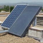 Inercol, la calefacción solar que produce calor sin consumir energía.