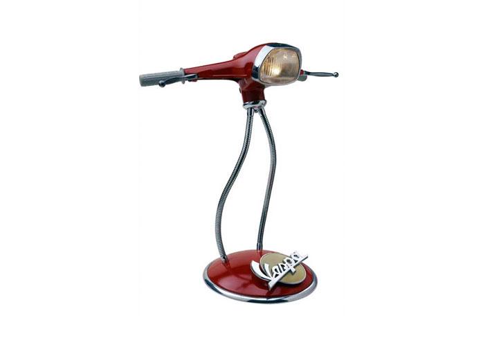 Ecodise o luminoso con l mparas recicladas - Piezas para lamparas ...