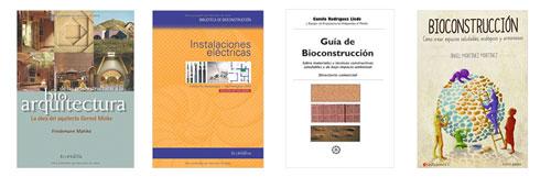 Libros de bioconstrucción en Amazon